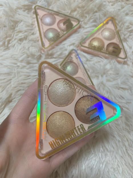 هايلايت مثلث ٣ درجات