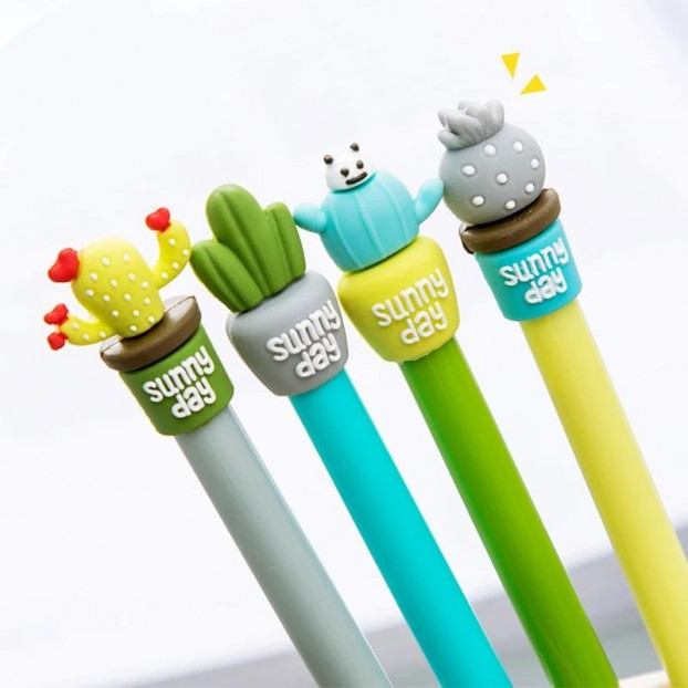قلم صبارة لطيف